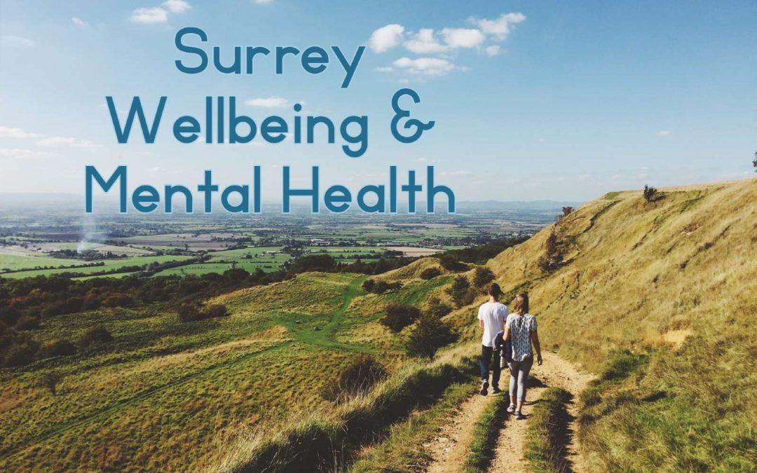 Surrey Wellbeing & Mental Health